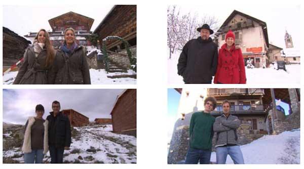 Les maisons d'hôtes spéciale montagne dans Bienvenue chez nous