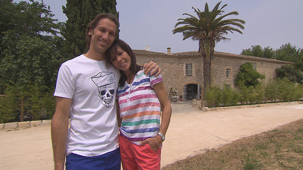 Avis et commentaires sur Béatrice et José de Bienvenue chez nous
