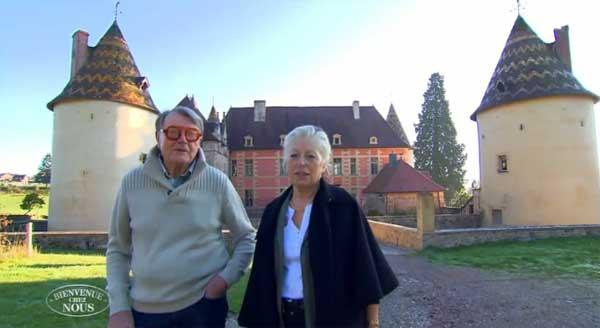 Le château de Liliane et Bernard a de bonnes critiques sur la toile