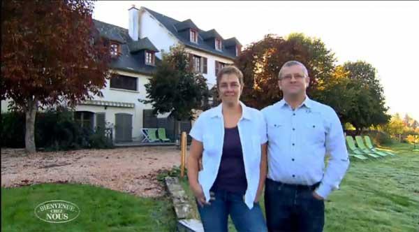 Réactions et commentaires sur la maison d'hôtes d'Astrid et Francis de Bienvenue chez nous