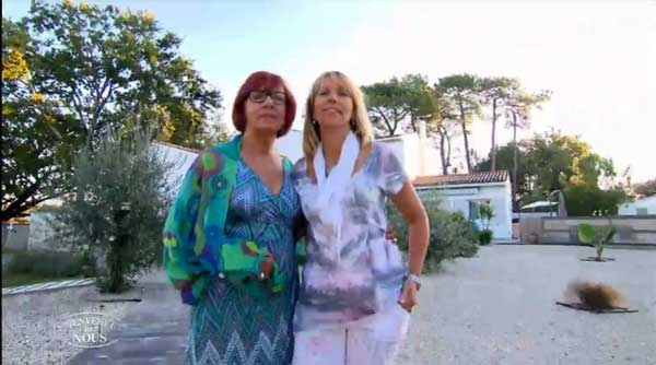 Avis et commentaires sur la maison d'hôtes de Chantal et Pascale de Bienvenue chez nous
