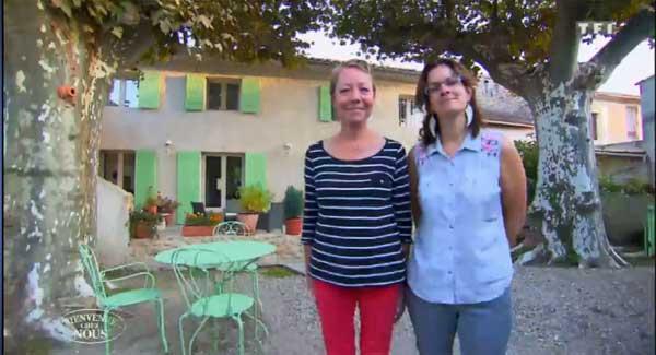 Avis et commentaires sur les chambres d'hôtes Valérie et Kathy  dans bienvenue chez nous