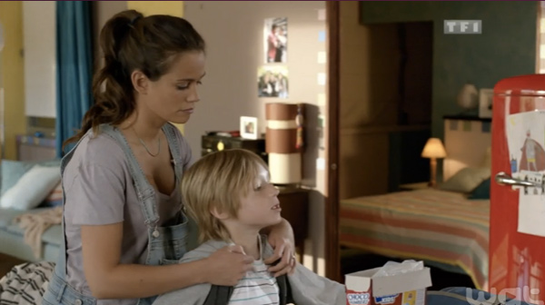 Clem, Jérôme, Vava et Emma  : la petite famille de la saison 6