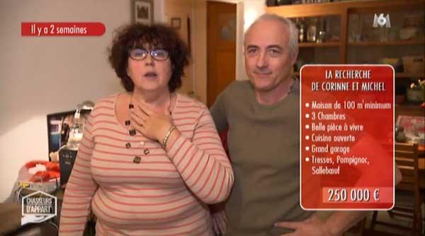 Neil a séduit encore avec son offre pour Corinne et Michel