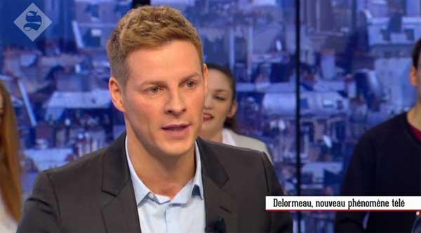 Mathieu Delormeau : la valeur forte de D8 à la rentrée 2016  ?