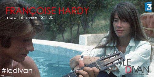 Avis et commentaires au Divan de Françoise Hardy chez Fogiel