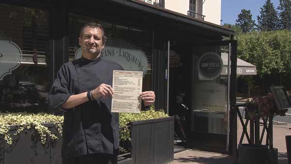 Avis et commentaires sur le restaurant guinguette d'Eric en Ile de France / Photo TF1