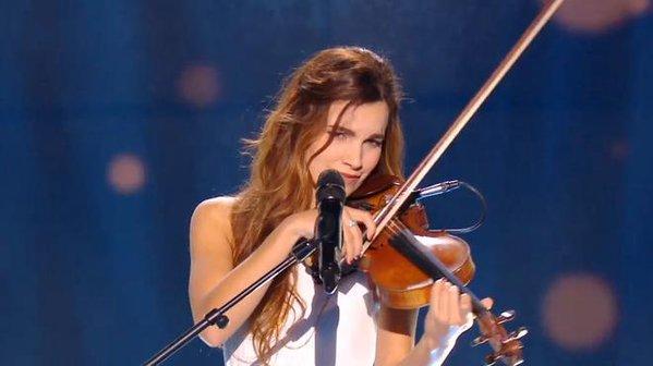 Gabriella dans les finalistes The Voice édition 2016 sur TF1