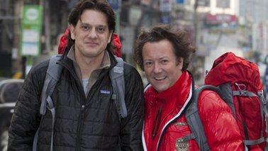 Souvenir Jean Pierre et François de Pékin Express, désormais François est restaurateur !