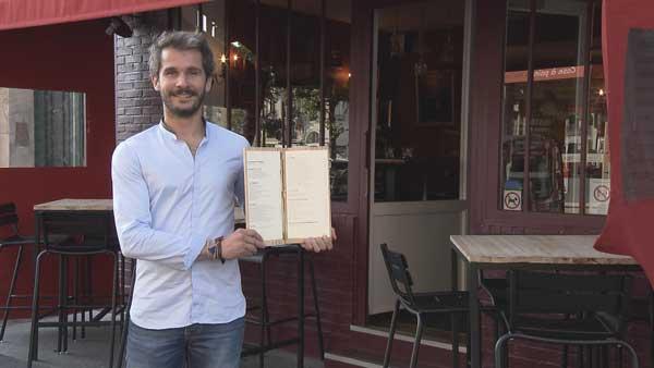 Vos avis et commentaires sur l'addition SVP de Baptiste avec son restaurant / Photo TF1