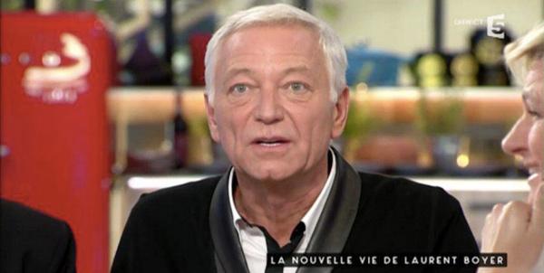 Vos avis et commentaires sur Laurent Boyer via D8 : il revient à la télé
