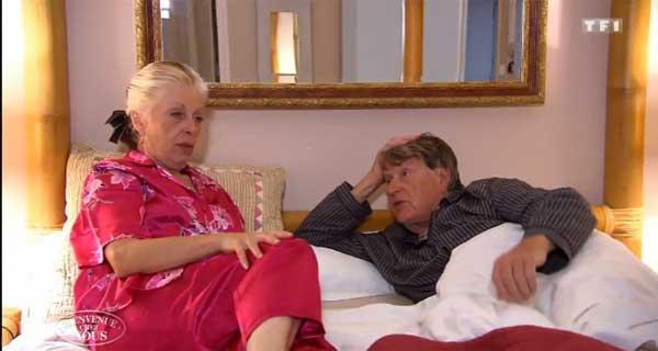 Avis et commentaires sur le château de Liliane et Bernard de Bienvenue chez nous sur TF1