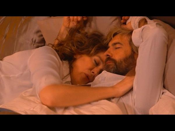 Johanna et Etienne ensemble mais dans la tourmente