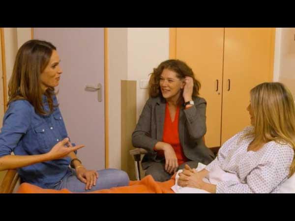 Cathy, Johanna et Hélène réunies dans LMDLA 11x22