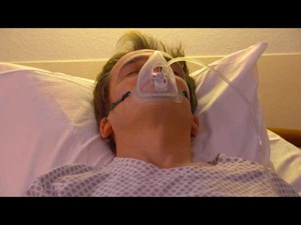 Peter toujours dans le coma