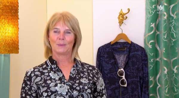 Avis et commentaires sur Françoise la senior des reines du shopping