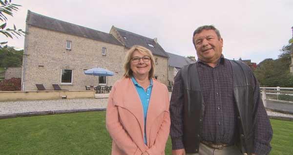 Avis et commentaires sur la maison d'hôtes de Martine et Yann de Bienvenue chez nous / Photo TF1
