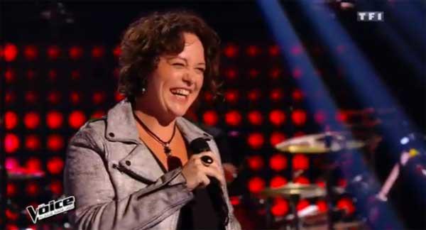 Belle réussite pour Mauranne dans The Voice