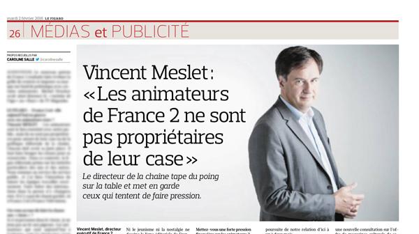Les programmes de la grille de France 2 en 2016 ça va bouger !! / Capture écran