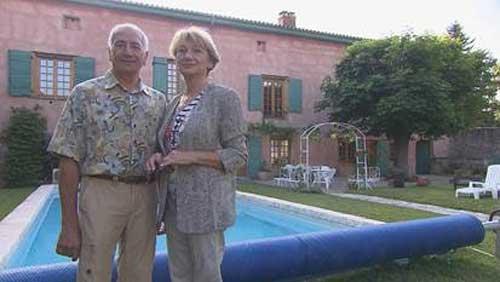 Avis et commentaires sur la maison d'hôtes de Michele et Marc dans Bienvenue chez nous