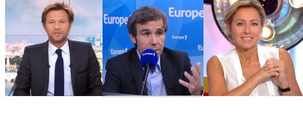 David Pujadas remplacé au JT de France 2 en 2016 ?