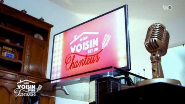 Mon voisin est un chanteur : le nouveau jeu téléréalité de W9 le midi ? / Capture écran