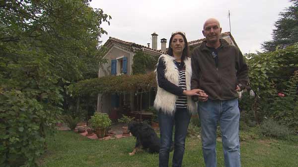 Avis et commentaires sur la maison de Nathalie et fréderic de #BienvenueChezNous