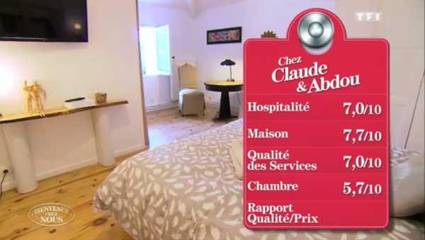 Claude et Abdou ont recueilli de très bonnes notes : futurs gagnants ?