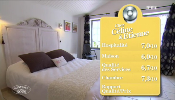 Céline et Etienne peuvent-ils être les gagnants de Bienvenue chez nous ?