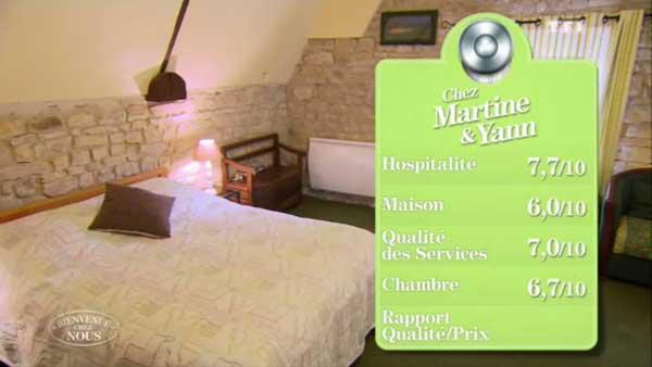 Martine et Yann en finale de Bienvenue chez nous? Peuvent-ils gagner cette semaine?