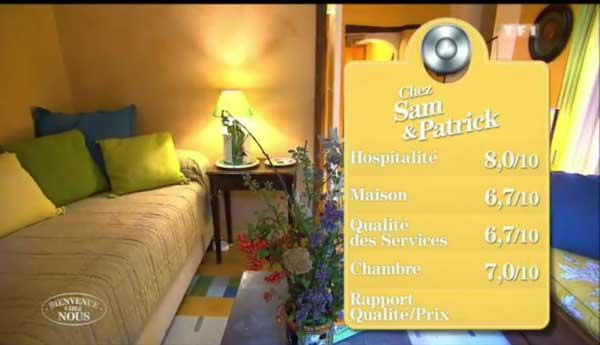 Sam et Patrick les futurs gagnants de Bienvenue chez nous ?