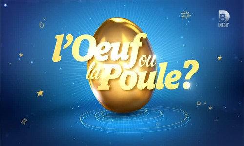L'oeuf ou la Poule version Estelle Denis ça vous plait ?
