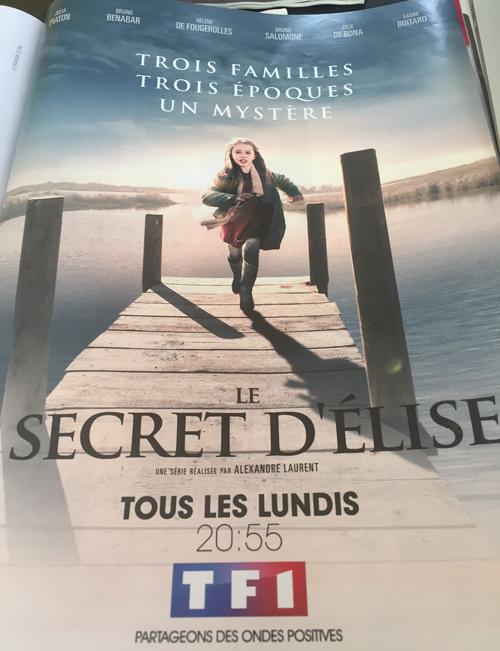 Avis et commentaires Le secret d'Elise sur TF1 : vos réactions