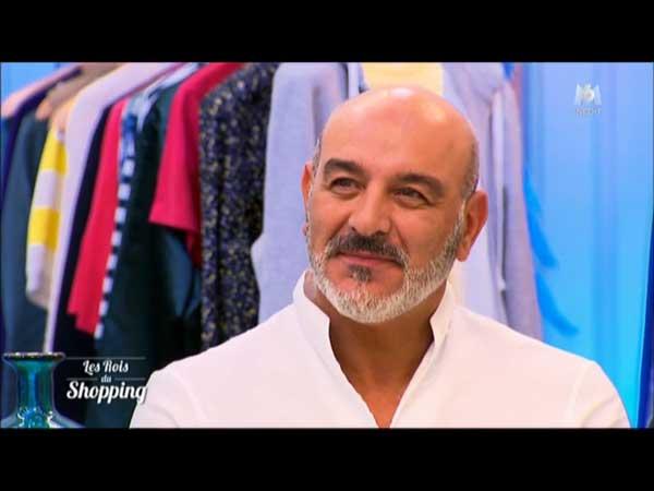 Avis et commentaires sur Stéphane dans les rois du shopping ... un faux air de Sean Connery  !