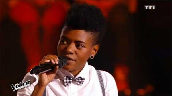 Tamara toujours bluffante, tout d'une gagnante The Voice 2016
