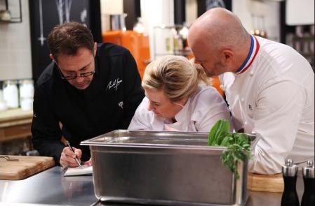 Qui va séduire le jury de Top Chef le 08/02/2016 ? / Crédit : PIERRE OLIVIER/M6