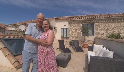 Avis et commentaires sur les chambres d'hôtes Véronique et Roland de Bienvenue chez nous  / Photo TF1