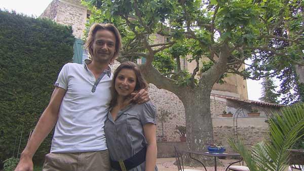 Avis et commentaires sur la maison d'hôtes de Violaine et Gilles dans Bienvenue chez nous / Photo TF1