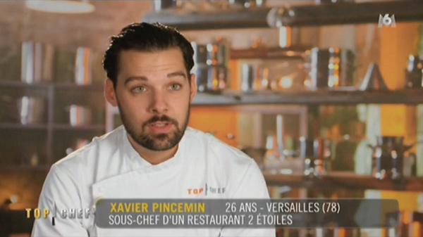 Xavier le voleur de jus d'orange vous en pensez quoi dans Top Chef 2016 ?