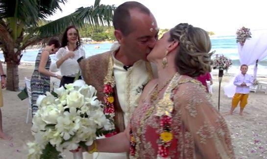 Zone Interdite Thaïlande : le paradis parfait pour se marier ? (Image capture M6)