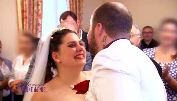 Vos commentaires sur Gwendoline et Vivian sur TF1 : belle mariée? fair play ou pas ?