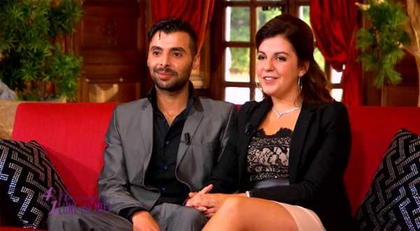 Le mariage portugais de Cristel dans #4MP1LDM