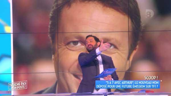 Le 5 à 7 d'Arthur se précise pour la grille de TF1 : le talk révolutionnaire ? / Capture écran
