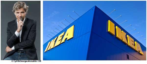 Le magazine Focus de D8 c'est parti dès le 20 avril avec Ikea