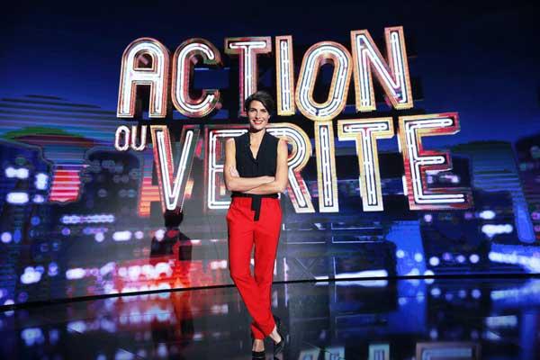 Avis et commentaire sur Action et Vérité d'Alessandra Sublet sur TF1