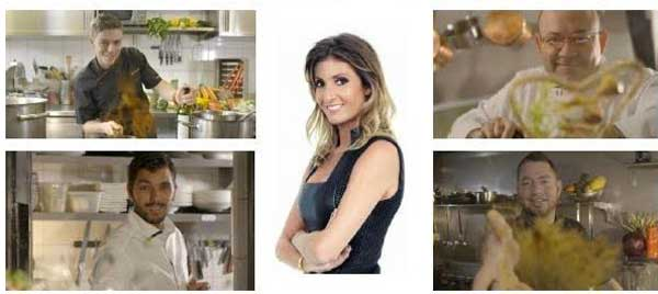 Vos réactions sur l'émission dating culinaire : l'amour food