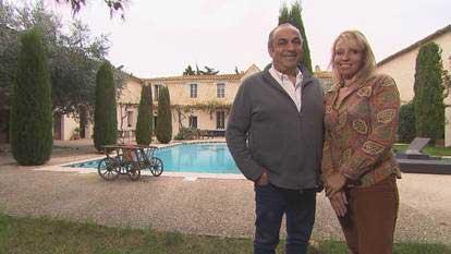 Avis et commentaires sur Angela et Alain de Bienvenue chez nous / Photo TF1