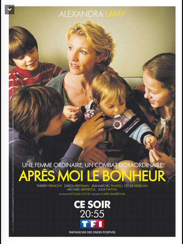 Avis et commentaires Après moi le bonheur  de TF1