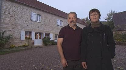 Avis et adresse de la maison d'hôtes de Brigitte et Bernard dans Bienvenue chez nous