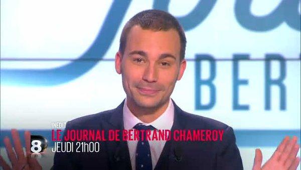 Avis et commentaires sur Le Journal de Bertrand Chameroy du jeudi 31/03/2016